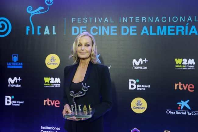 La pasión por el cine ilumina la clausura del XVII Festival Internacional de Cine de Almería