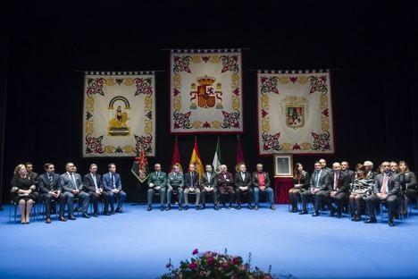 Huércal-Overa celebra 351 años de Villazgo y se hermana con Lorca