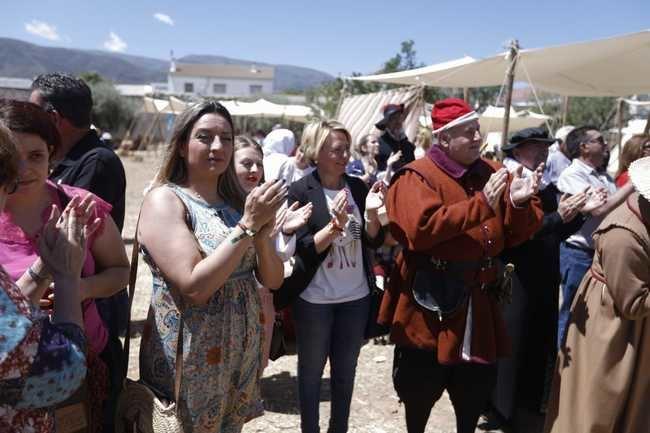 Padules viaja a 1570 con la Recreación de 'La Paz de las Alpujarras'