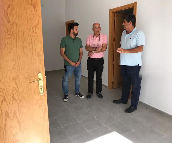 Diputación abre las puertas de su promoción de viviendas en Sierro