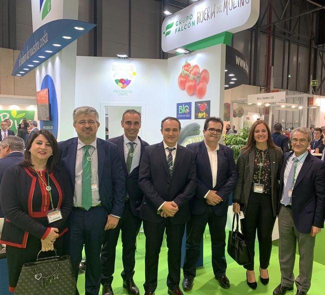 La quinta gama proyecta 'Sabores Almería' en la Feria Fruit Attraction