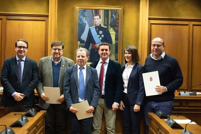 Diputación entrega 117.500 euros a 19 asociaciones y ONG's