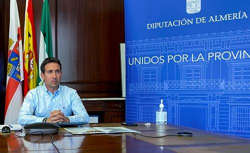 Diputación acerca el 'Plan Almería' a los arquitectos colegiados