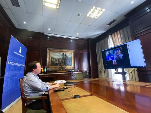Diputación y Agencias de Viajes se unen para reactivar el sector