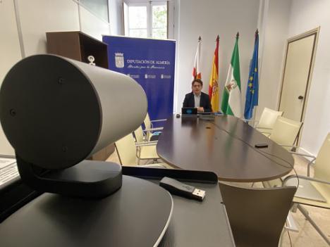 Diputación y TESA planifican un Plan de Formación para el sector audiovisual