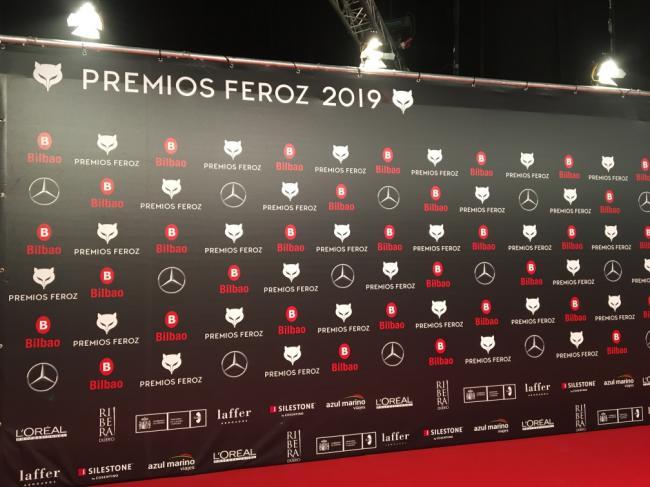 Cosentino en los Premios Feroz 2019