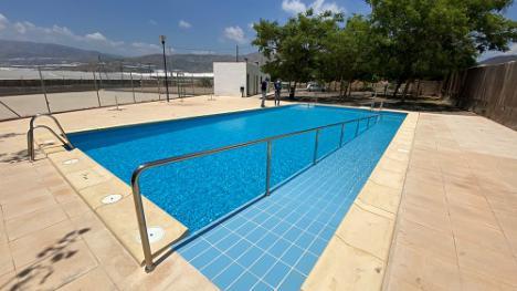 Berja abre este lunes las inscripciones para los cursos de natación