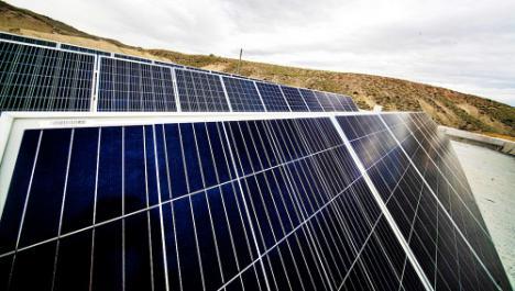 Cosentino activa la mayor instalación fotovoltaica de autoconsumo de España