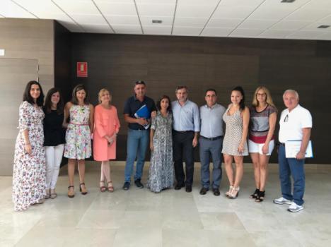 Diputación impulsa un Plan de Intervención para desfavorecidos en la zona de El Viso-La Mojonera