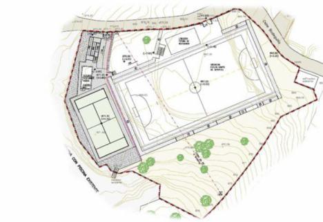 Turrillas estrenará instalaciones deportivas gracias a la Diputación