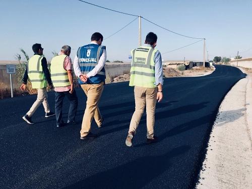 A licitación el asfaltado de Roquetas de Mar hasta 2024