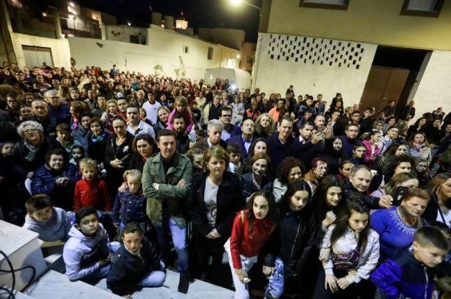 Diputación embellece la Plaza de la Ermita de Gádor con Planes Provinciales