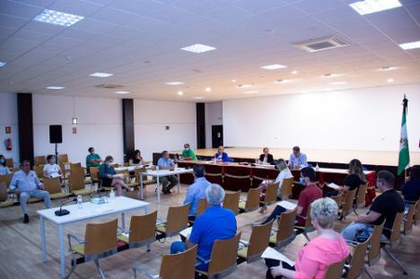 Níjar puede crecer hasta 50.000 habitantes con la última inversión de 1,8 millones en el ciclo del agua