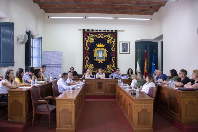 El Ayuntamiento de Níjar aprueba acogerse a las ayudas del Sistema Nacional de Protección Civil