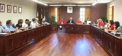 Huércal de Almería aprueba unos presupuestos de 10.695.000 euros