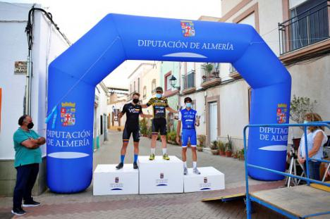 Los ciclistas Del Nero y Sekulova se ratifican como favoritos en la II Crono de Santa Fe