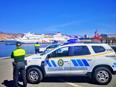 Pruebas selectivas para una bolsa temporal de trabajo de policía portuaria