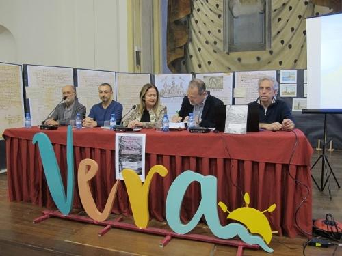 Presentación de 'Naufragios y sucesos en el Mar de Almería. Siglo XIX' en Vera