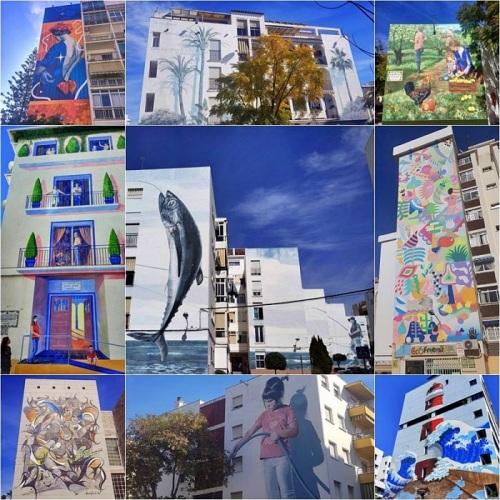 Podemos apuesta por el arte urbano en Almería