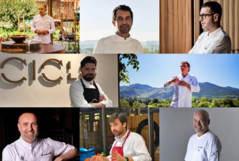 """Silestone entrega el """"Premio Cocinero del Año"""" a ocho reconocidos chefs"""