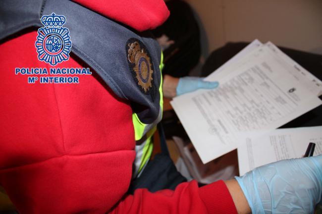 La Policía Nacional en Almería destapa un fraude al Servicio de Empleo que supera los 1,5 millones de euros