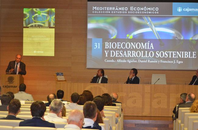 Cajamar recoge las propuestas de la bioeconomía como motor de un nuevo modelo productivo más sostenible