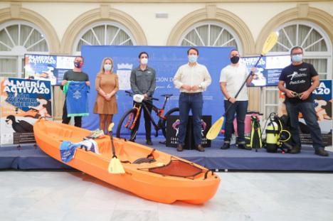'Almería Activa' posiciona a la provincia como paraíso para el turismo deportivo
