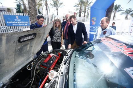 El Campeonato Provincial de Automovilismo cuenta con 11 pruebas