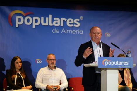 Antonio Torres lidera la lista del PP en Abrucena
