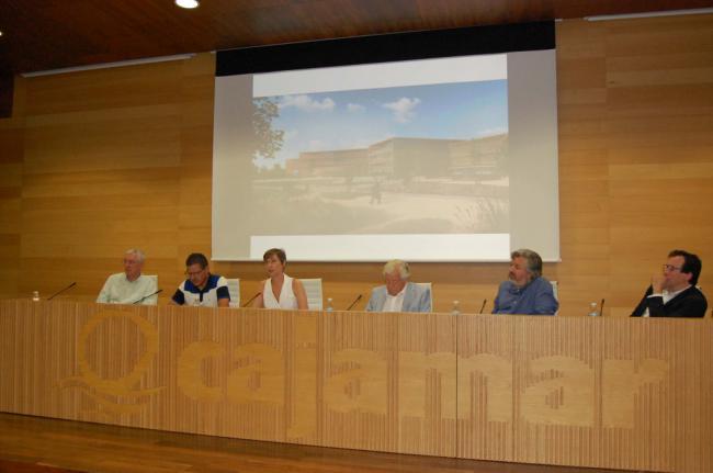 Cajamar adjudica a Arquitectos Ayala el proyecto de su Centro Financiero en el PITA