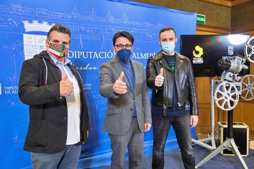 Diputación activa la formación audiovisual más ambiciosa en la historia de la provincia