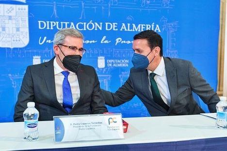 Nace la Fundación Caparrós, con el compromiso de mejorar el futuro de Almería