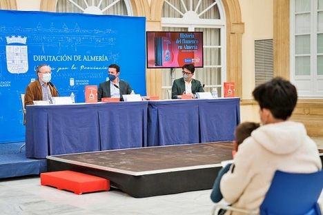 Diputación publica la 'Historia del flamenco en Almería' escrita por Antonio Sevillano