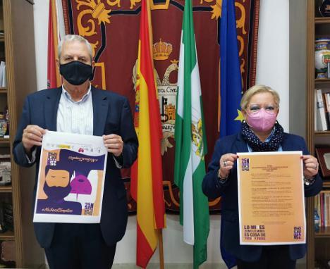 El Ayuntamiento de Vera presenta actividades para el Día Internacional de la Eliminación de la Violencia contra la Mujer.