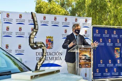 Diputación impulsa una nueva edición del Rallye del Almanzora – Sierra Filabres
