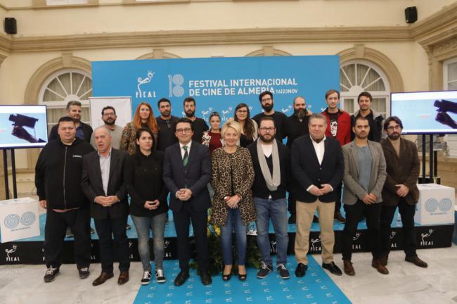 FICAL acoge la presentación de la asociación de técnicos de cine de Almería