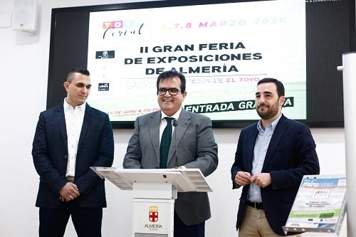 Más de 110 empresas participarán en el II Toyo Ferial