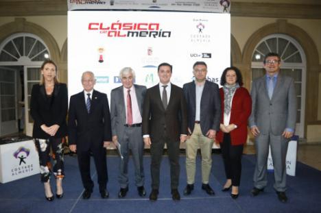 'Costa de Almería' llegará a más de 200 millones de hogares con la XXXIII edición de La Clásica ciclista