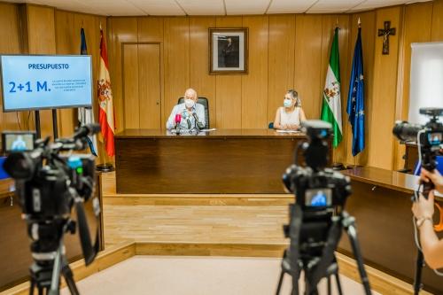 Impulsa Roquetas destina 3 millones a apoyar a autónomos y pymes por el #COVID19