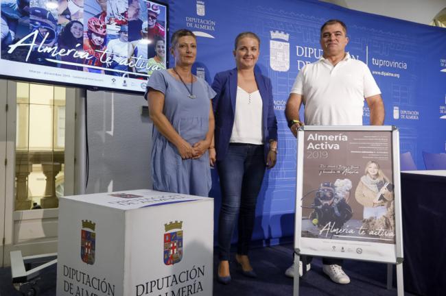 'Almería Activa' regresa con la 'Aventura Submarina Costa de Almería'