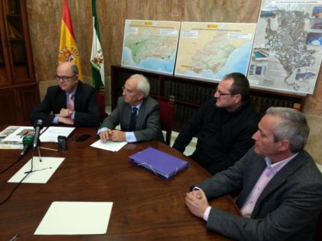 Agricultores de Dalías recibirán 400.000 € para modernizar sus redes de riego