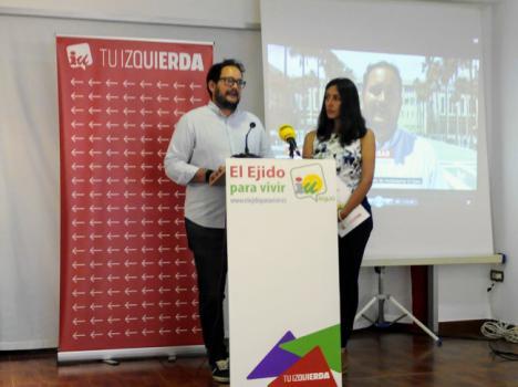 IU-Equo presenta 750 medidas mejorar El Ejido