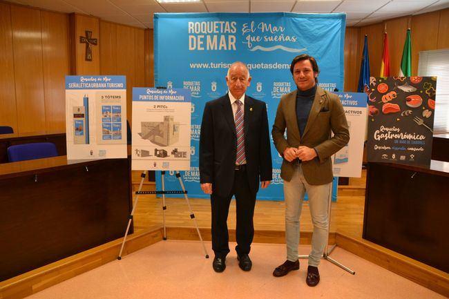 Cuatro nuevos proyectos de turismo en Roquetas aprovechando las TI