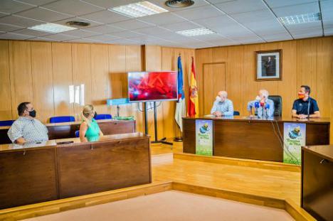 Roquetas de Mar vuelve a ser sede de competiciones de triatlón este fin de semana