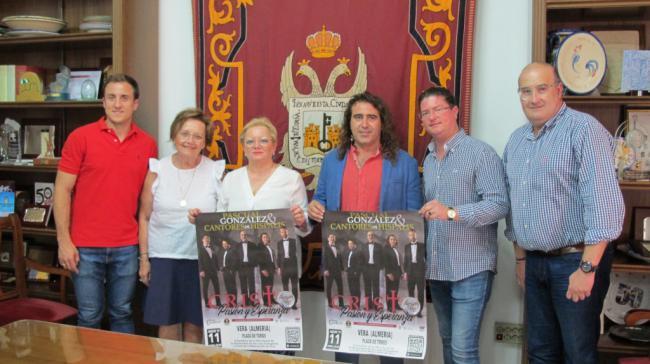 Concierto de Cantores de Hispalis en Vera