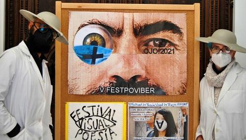 Arranca el V Festival de Poesía Visual de Berja