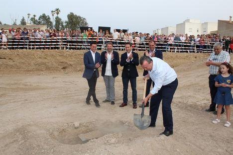 Pulpí contará con un nuevo espacio escénico con aforo para cerca de 600 espectadores