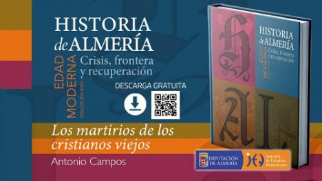 Diputación comparte en formato digital la 'Historia de Almería'