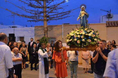 Las Losas celebra sus fiestas en honor al Corazón de María este fin de semana