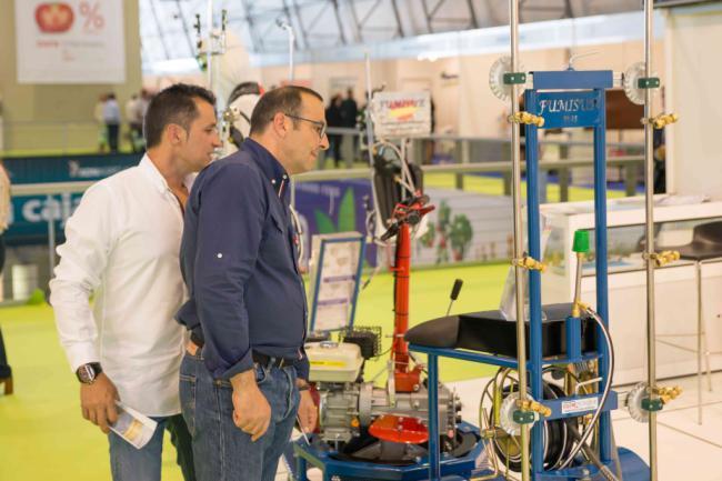 Infoagro Exhibition: todo el sector de la industria auxiliar al servicio del productor agrícola